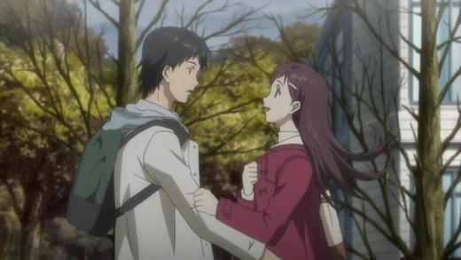 Touya and Yuki experience a long-awaited meeting.