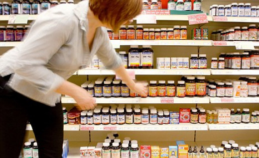 Be a smart shopper to read labels and compare prices