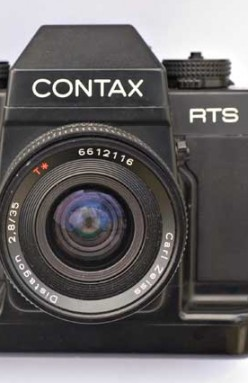 Collectible: Contax RTS, The Modern Professional