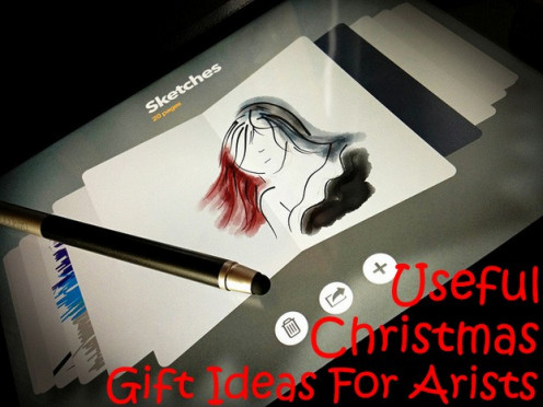 Useful Christmas Gift Ideas For Artists