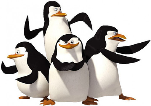 Can four crazy penguins carry an epic spy movie?