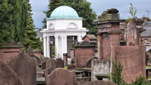 Robert Burns Mausoleum