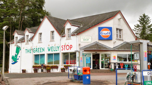 The Green Wellie Shop