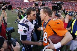 Who's the better Quarterback? Peyton Manning versus Tom Brady