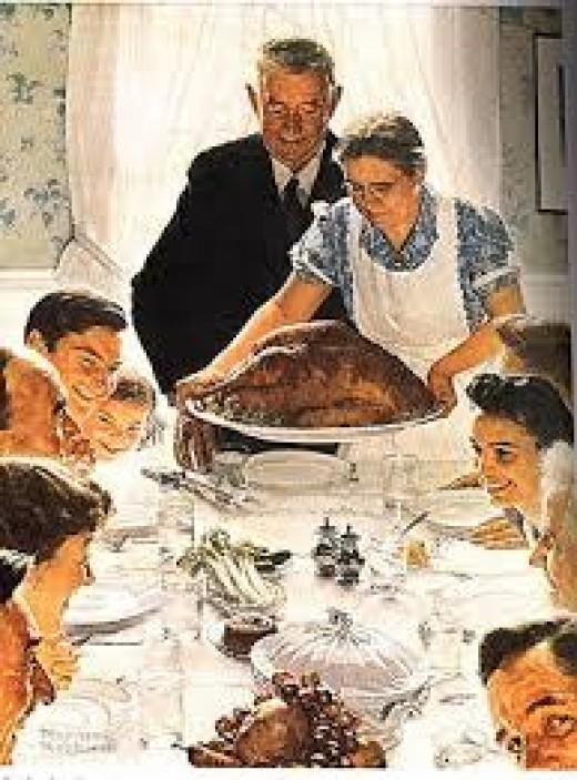 Without turkeys, this would not be possible