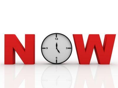 Make Time Now