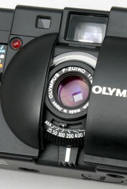 Olympus XA Capsule Cameras, 1979 - 1985