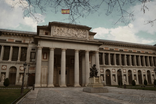 Visiting the Prado Museum
