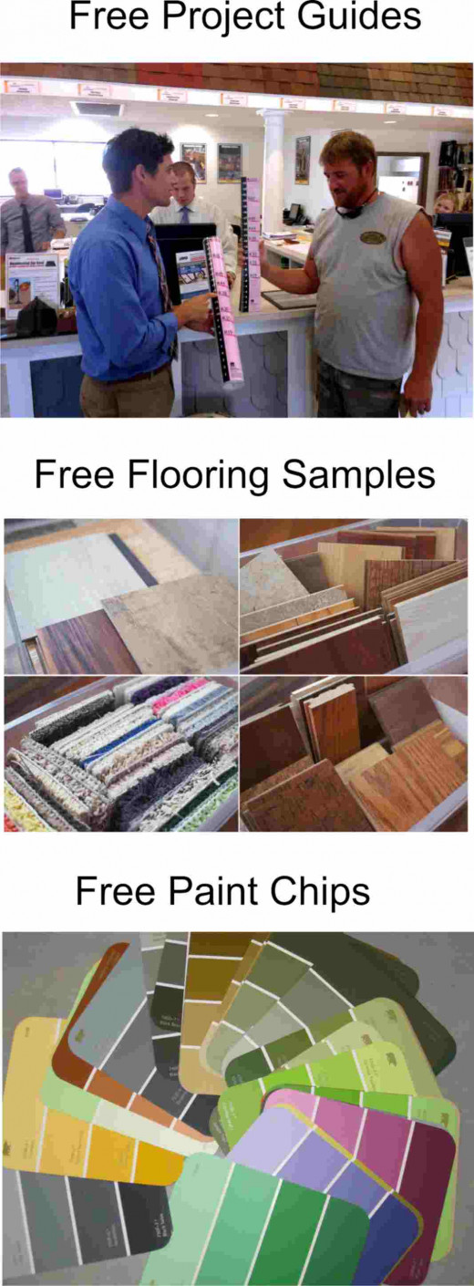 There are literally thousands of free samples available
