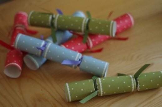 Christmas crackers were a common Christmas tradition in much of Europe, but have only gained in popularity in the United States during the last five years