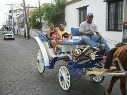 A tour of Colonial Santo Domingo