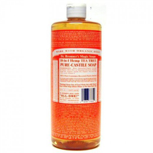 Dr. Bronner's Amazing Soap