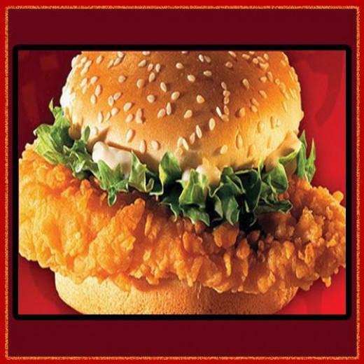 Fast food: Burger