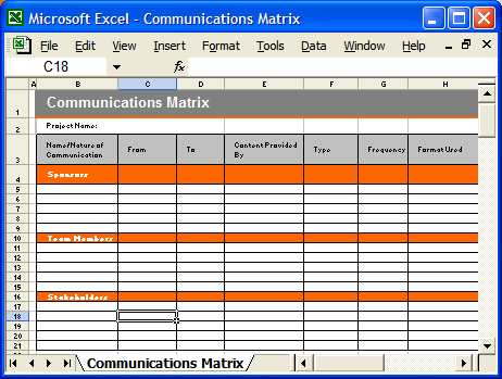 Finalize your communications plan