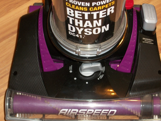 This is the best vacuum I have had for cleaning up after my dog. It does a great job.