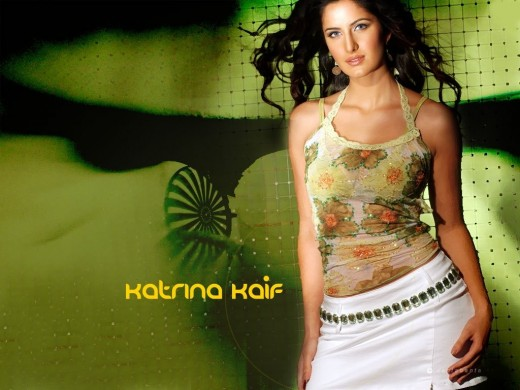Hot Katrina Kaif Wallpaper