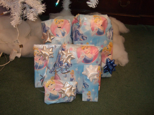 Just a few of her presents :)
