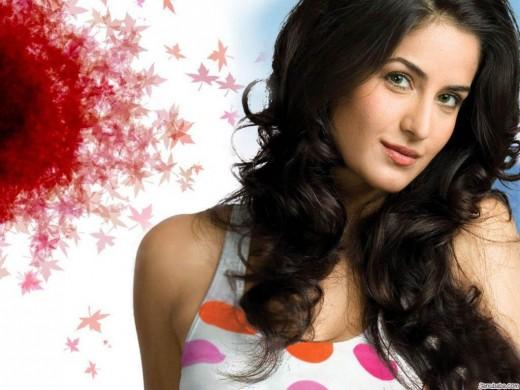 Sweet Cute Katrina Kaif Wallpaper