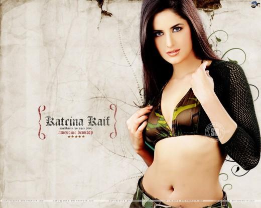 Katrina Kaif Bikini Wallpaper