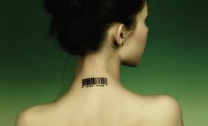 The wearable barcode