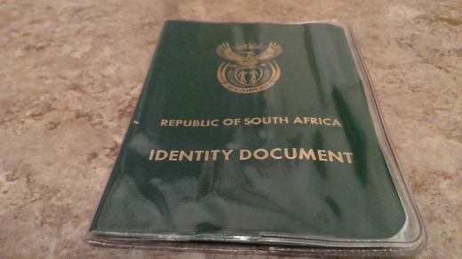 South Africa uses identity numbers, the equivalent of the SIN in Canada.