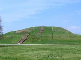 Cahokia Mounds State Historic Site, Illinois.
