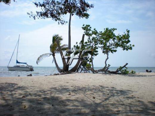 Beachfront Lot in Commerce Bight for sale - $79k.