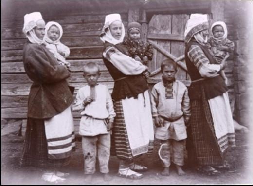 Belarusians from Babruysk district