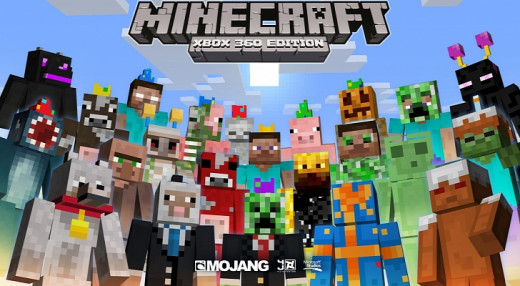 Can you name all the Minecraft skins?