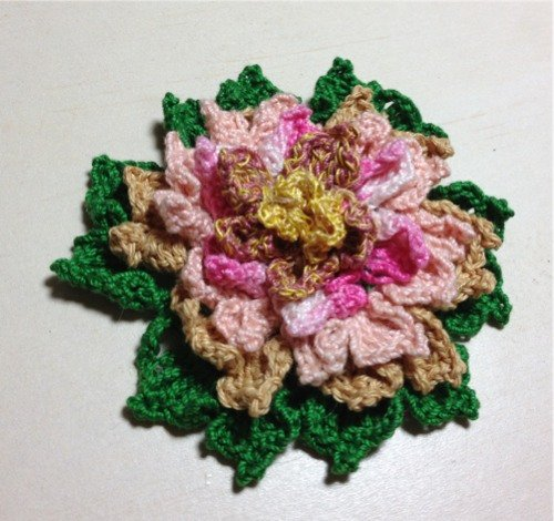 The Backward Rose