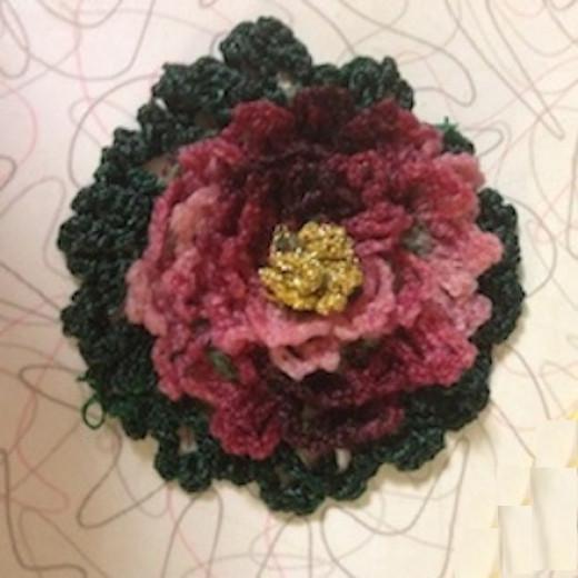Another Backward Rose...