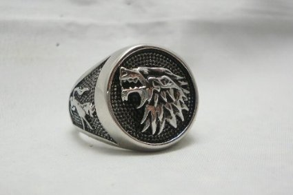 House of Stark symbol, the direwolf