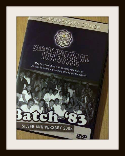 High School Reunion- Silver Anniversary
