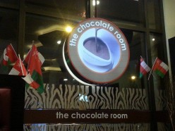 The Chocolate Room: A Paradise for Chocolate Lovers in Muscat