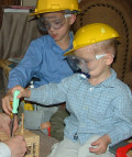 Building & Home Construction for Young Children