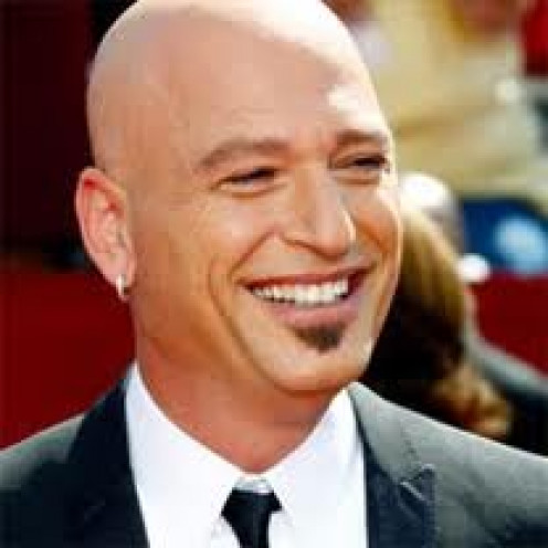 Howie Mandell suffers from O.C.D.