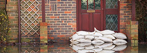 Sandbags are not the best solution for effective flood protection.
