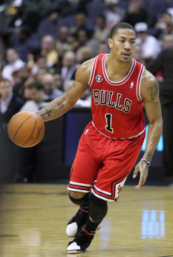 Derrick Rose Workout & Diet: How this Young High-Flyer Does It