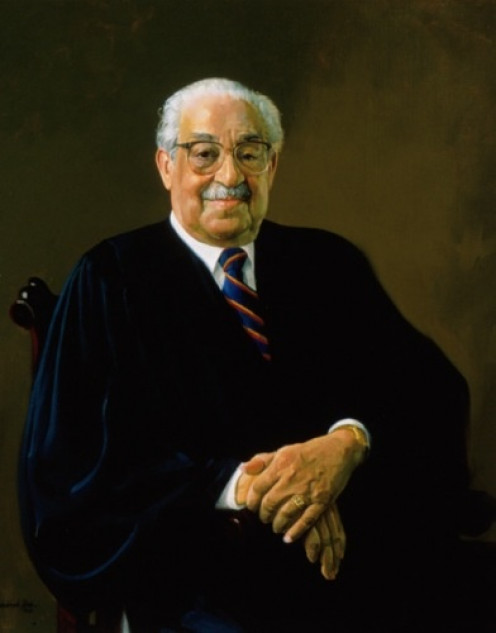 A similar scenario took place in McGhee v. Sipes from Detroit, Michigan, where the McGhees purchased land subject to a similar restrictive covenant. The Supreme Court consolidated the two cases. Thurgood Marshall represented the McGhees.