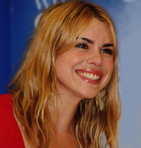 Billie Paul Piper  born Leian Paul Piper on 22 September 1982  is a renowned actress famous for her role in the TV series Dr Who
