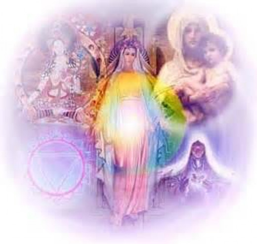 Divine Mother1