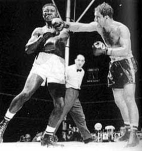 Marciano loved close-contact boxing