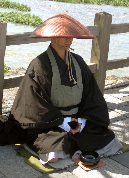 It's hard for me to relate to the mind state of a Zen Buddhist. I have a far too great appreciation of life to simply shrug everything off as indifferent and remain neutral.