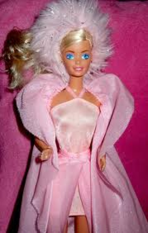 The Pink Jubilee Barbie was released in 1987 and in perfect condition they are worth over $3,000 as of 2014.