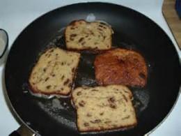 Pan Frying individual Servings