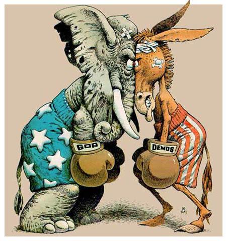 Republicans & Democrats