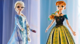 Frozen Merch Is Sold Out Everywhere and Parents Are Losing . . .