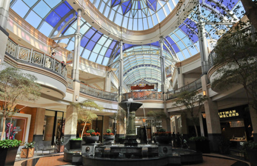 The King of Prussia mall is one of the lovliest malls in the world