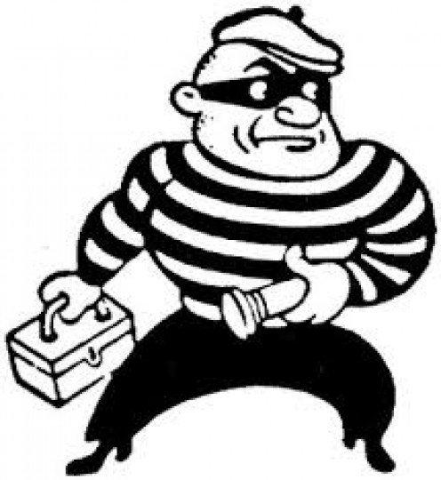 Vintage burglars