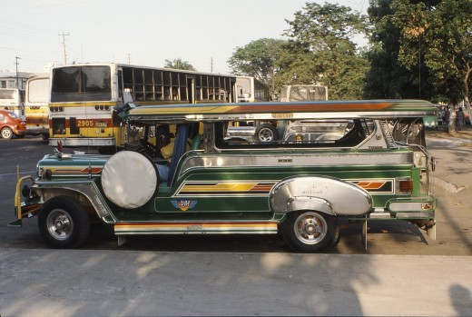 Jeepney: Traveling in style